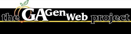 The Georgia Project of USGenWeb header image